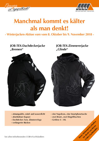 Winterjacken JOBTEX