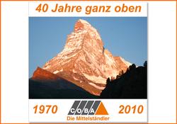 40 Jahre COBA