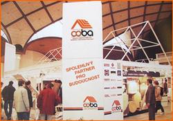 1992 Messeteilnahme an der CONEXPO in Prag