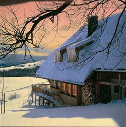 Dachfläche Schneelast