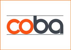 Das erste COBA-Logo