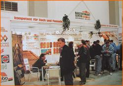 1992 Teilnahme an der Bau-Fachmesse in Leipzig