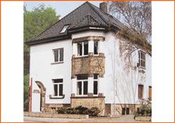 Die COBA-Zentrale 1882