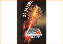 1995 COBA-Jubiläum