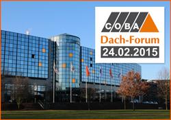 10. COBA-DACH-Forum 2015