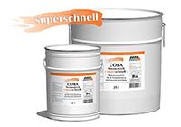 COBA-Voranstrich superschnell