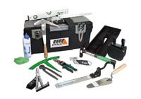 COBA-Dachdeckerkoffer mit Werkzeug